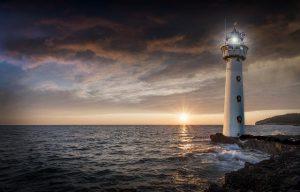 une nuit dans un phare